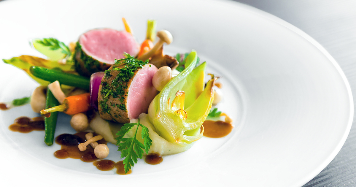 Go gourmet book fine dining restaurants in london for Fine dining gourmet recipes